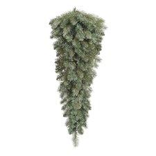 Colorado Spruce Artificial Christmas Teardrop Swag