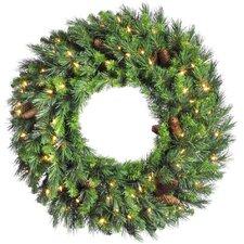 "Cheyenne Pine 60"" Cheyenne Pine Wreath"