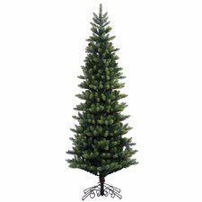 6.5' Green Spruce Artificial Christmas Tree