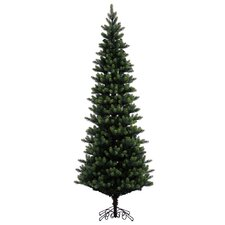 9' Green Artificial Christmas Tree