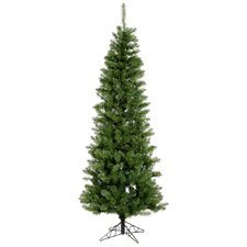 Salem Pencil 6.5' Green Pine Artificial Christmas Tree with 493