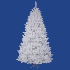 Sparkle 6.5' White Spruce Artificial Christmas Tree