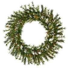Mixed Country Pine Wreath