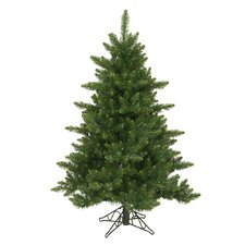 Camdon Fir 4.5' Green Artificial Christmas Tree with Unlit with Stand