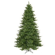 Camdon Fir 7.5' Green Artificial Christmas Tree with Stand