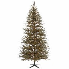 5' Vienna Twig Artificial Christmas Tree with Clear Lights