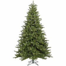 King 6.5' Green Spruce Artificial Christmas Tree with Stand