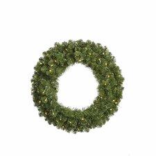 Grand Teton Wreath with 50 LED Lights