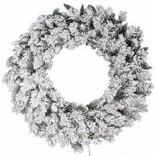 Snow Ridge Wreath