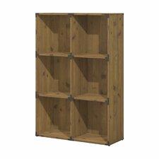 """Ironworks 45.11"""" Cube Unit Bookcase"""