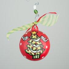 Glory to God Ball Ornament