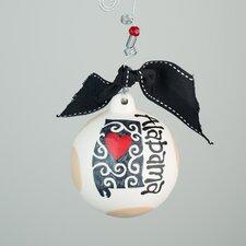 Alabama Ball Ornament
