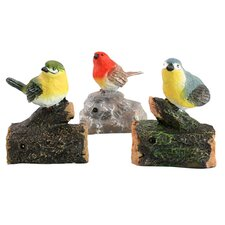 Whistling Birds (Set of 3)