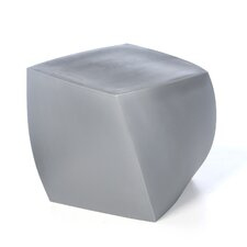 Frank Gehry Right Twist Cube Ottoman