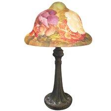 """Golden Rose Garden 26"""" Table Lamp"""