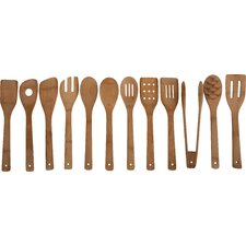 13 Piece Utensil Set With Caddy (Set of 14)