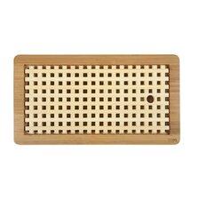 Lattice Bread Board in One Tone
