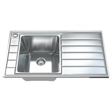 Ultra Modern 97cm x 50cm Kitchen Sink