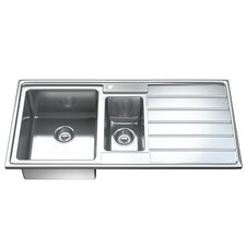 97cm x 50cm Ultra Modern Kitchen Sink