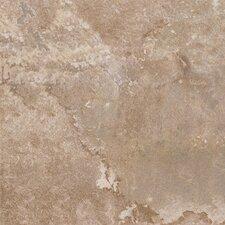 "DuraCeramic  Rustic Stone 16"" x 16"" x 4.06mm Luxury Vinyl Tile in Light Beige"