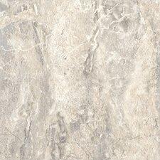 "DuraCeramic Roman Elegance 16"" x 16"" x 4.06mm Luxury Vinyl Tile in Light Greige"