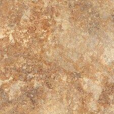 "DuraCeramic Rapolano 16"" x 16"" x 4.06mm Luxury Vinyl Tile in LeMans Sunset"