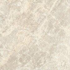 "DuraCeramic Pacific Marble 16"" x 16"" x 4.06mm Luxury Vinyl Tile in Light Greige"