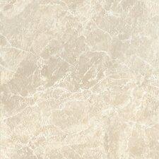 """DuraCeramic Pacific Marble 16"""" x 16"""" x 4.06mm Luxury Vinyl Tile in Classic Bisque"""