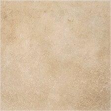 "DuraCeramic Earthpath 16"" x 16"" x 4.06mm Luxury Vinyl Tile in Sandy Clay"