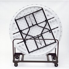 Round Edge Stacking Table Dolly