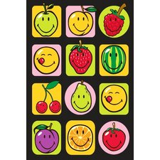 Smiley World Fruitti Area Rug