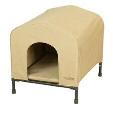 PortablePET Fabric & Steel Collapsible Yard Kennel