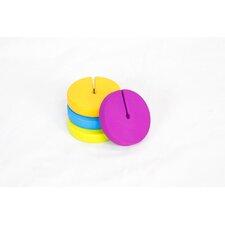 Stem Glass Stabilizer Disc Wine Charm (Set of 4)