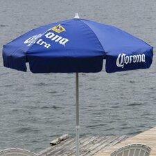 6' Corona Beer Market Umbrella