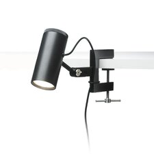 "Polo LED 3.94"" H Table Lamp with Drum Shade"