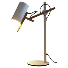 """Scantling S 7.68"""" H Table Lamp with Drum Shade"""