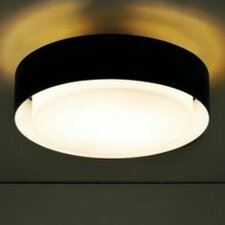 Plaff-On! 1 Light Flush Mount