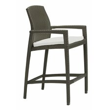 "Evo 29.5"" Bar Stool with Cushion"