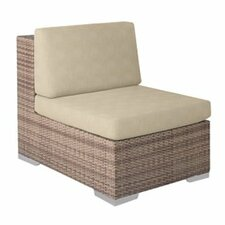 Arzo Armless Sectional Piece with Cushion