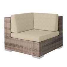 Arzo Corner Sectional Piece with Cushion