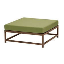 Cabana Club Ottoman with Cushion