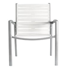 South Beach EZ Span™ Stacking Dining Arm Chair
