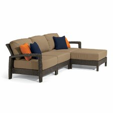 Evo Sectional with Cushions