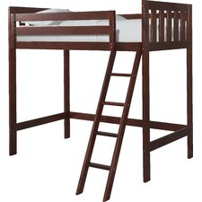 Lakecrest Twin Loft Bed
