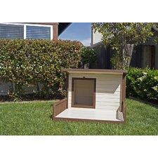 ecoFlex Santa Fe Chalet Dog House