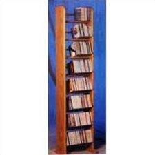 800 Series 208 CD Backless Dowel Multimedia Storage Rack