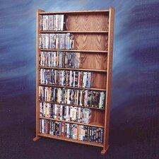 700 Series 399 DVD Multimedia Storage Rack