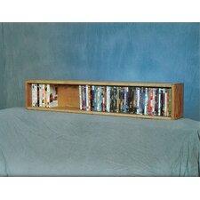 100 Series 88 DVD Multimedia Tabletop Storage Rack