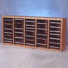 500 Series 100 CD Multimedia Tabletop Storage Rack