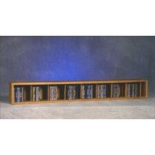 100 Series 106 CD Multimedia Tabletop Storage Rack